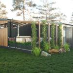 Elmaco представляет в России современные модульные дома для частных клиентов, которые используются для постоянного комфортного проживания