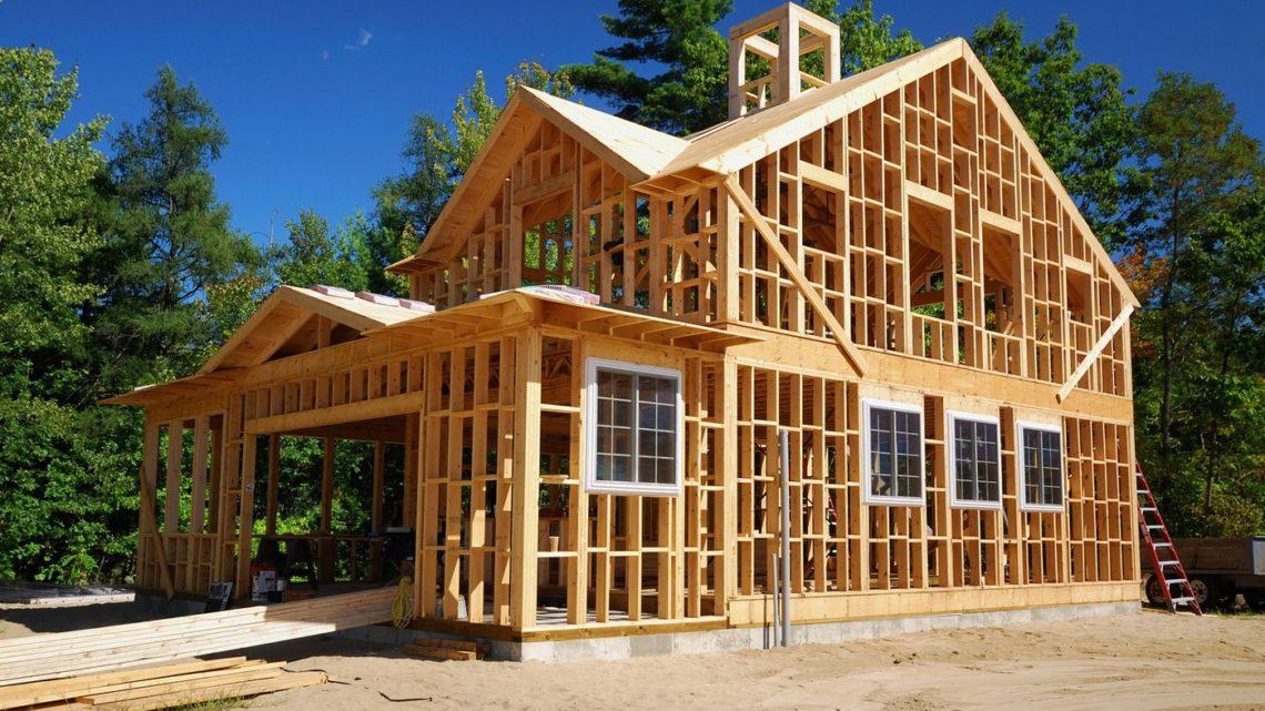 В России планируют давать скидку 10% покупателям деревянных домокомплектов